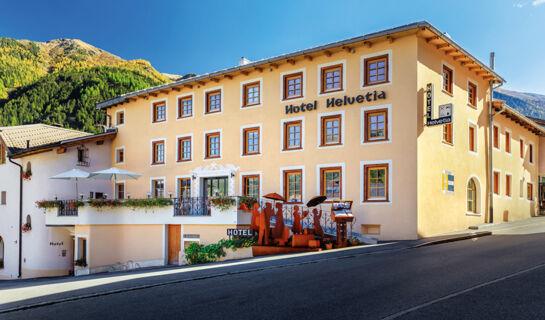 HOTEL HELVETIA Müstair