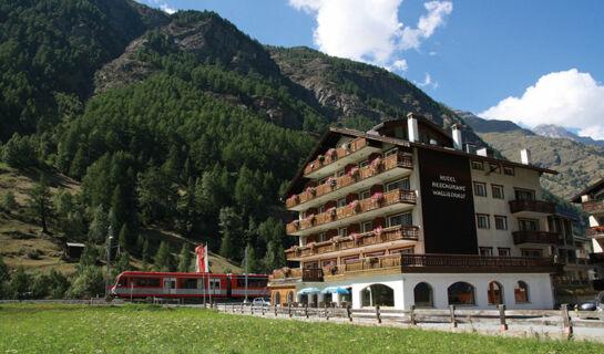 HOTEL WALLISERHOF Täsch