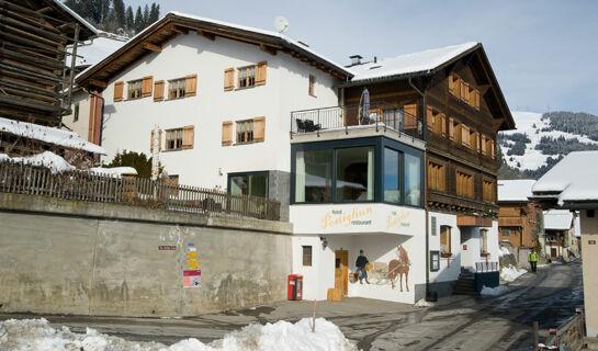 HOTEL RESTAURANT POSTIGLIUN Andiast
