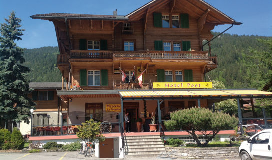 POST HOTEL VISTA Zweisimmen