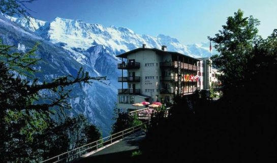 Hotel Alpina Murren Worlds Best Hotels - Alpina hotel switzerland