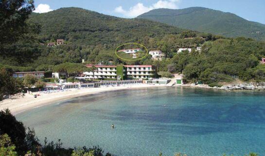 Procchio Elba Karte.Hotel Valle Verde Elba Procchio Marciana Li Italien
