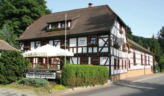 HOTEL ZUM BÜRGERGARTEN Stolberg