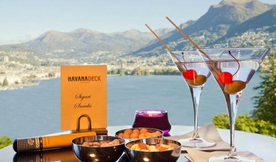 SUITENHOTEL PARCO PARADISO Lugano-Paradiso