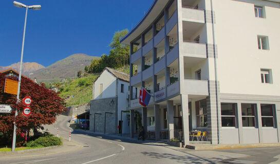 HOTEL ALBERGO PORTA VERZASCA Gordola