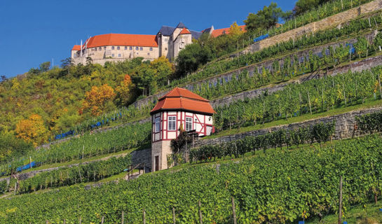 Hotel Restaurant Schone Aussicht Leissling Saale Unstrut Allemagne