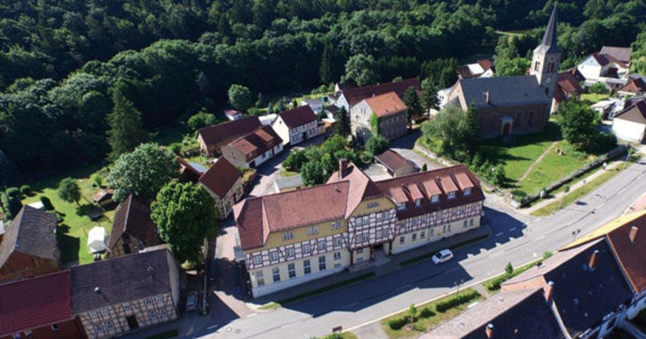 Castles in the Harz