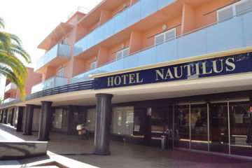HOTEL NAUTILUS Roses