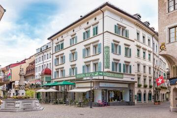 HOTEL WILDEN MANN (GARNI) Luzern