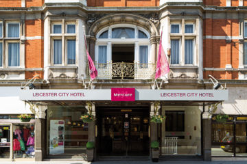 MERCURE LEICESTER THE GRAND Leicester