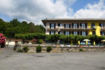 HOTEL LA CAPANNINA Massino Visconti