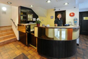 HOTEL DISCHMA (GARNI) Davos Dorf