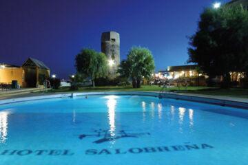 HOTEL SALOBREÑA Salobrena