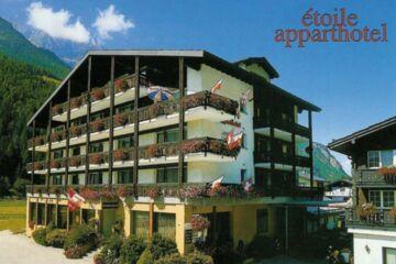 HOTEL ETOILE Saas Grund