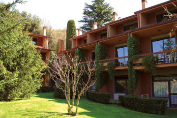 BALLETTI PARK HOTEL San Martino al Cimino (VT)